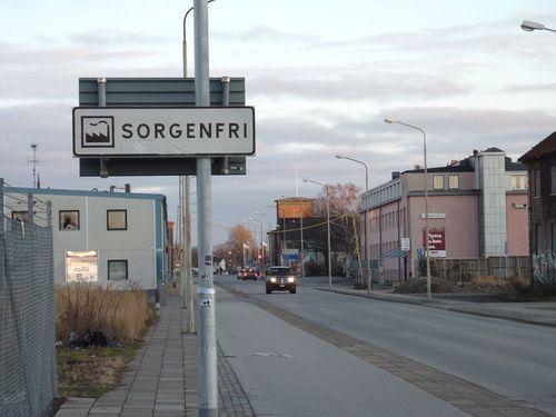 Sorgenfri i Malmö